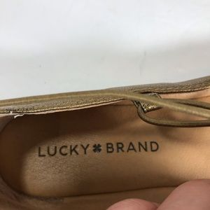 Lucky Brand Shoes - Lucky Brand Aviee pointed toe flats 7.5